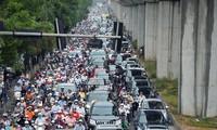 Ô tô tăng chóng mặt, giao thông thất thủ...BĐS gần các trạm trung chuyển đường sắt đô thị ngày càng tăng giá