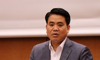 Chủ tịch Nguyễn Đức Chung công khai tình trạng sức khoẻ