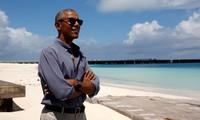 Hòn đảo thiên đường, nơi cựu Tổng thống Obama ẩn mình viết sách