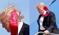 Cà vạt của Tổng thống Donald Trump luôn được cố định gọn gàng và đây là lý do tại sao