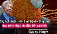 GSTS Y khoa số 1 Đài Loan chỉ ra nguồn của các bệnh: Ung thư cũng từ đây mà ra
