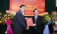 Ông Nguyễn Tiến Đông được bổ nhiệm làm Chủ tịch Hội đồng thành viên VAMC