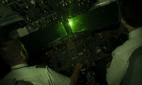 Máy bay của Vietnam Airlines tiếp tục bị chiếu laser ở Nội Bài