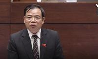 Toàn bộ nội dung chất vấn và trả lời chất vấn của Bộ trưởng NN&PTNT Nguyễn Xuân Cường