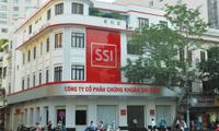 Chứng khoán Sài Gòn (SSI) đặt mục tiêu lãi 1.058 tỷ đồng trong năm 2017