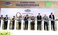 Vinamilk khánh thành trang trại Vinamilk Organic Đà Lạt, trang trại bò sữa hữu cơ đầu tiên tại Việt Nam