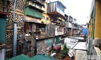 Hà Nội có hơn 1.500 chung cư cũ, đang rà soát báo cáo Bộ Xây dựng