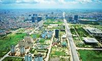 Hà Nội công bố kế hoạch sử dụng đất năm 2017 cho 2 quận nội đô và huyện Phú Xuyên