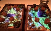 Nhà hàng dùng iPad làm đĩa đựng thức ăn