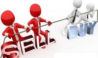 DXG, MWG, POM, NVT, IVS, SGS, NAP: Thông tin giao dịch lượng lớn cổ phiếu