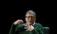 Lần đầu học ngoại ngữ ở tuổi 61, Bill Gates chọn tiếng Trung