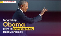 [Video Vietsub] Ông Obama tự tin điểm lại những thành tựu sau 8 năm làm tổng thống