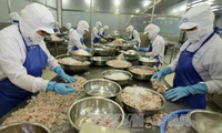 Xuất khẩu thủy sản ước đạt 844 triệu USD