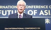 """Cựu Thủ tướng Singapore: """"Sẽ có lợi nếu Trung Quốc được mời vào TPP"""""""