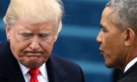 Chính trường Mỹ lại dậy sóng sau cáo buộc Obama nghe lén tháp Trump