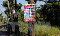 """Bộ Xây dựng: Không để tình trạng đất tăng giá theo """"tin đồn"""""""