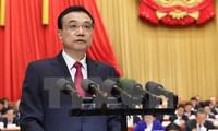 Trung Quốc hạ mục tiêu tăng trưởng kinh tế thấp nhất trong 25 năm