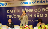 ĐHCĐ FLC: Dự án cáp treo Sơn Đoòng, chưa nhận được sự đồng thuận FLC sẽ chưa đầu tư