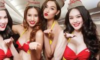 """Nhật báo Nikkei trầm trồ về chiêu PR bikini cùng """"chi phí phạt"""" 20 triệu đồng đã giúp danh tiếng Vietjet Air nổi như cồn cả trong & ngoài nước"""