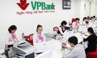 Sau kiểm toán, LNST năm 2016 của VPBank giảm 131 tỷ đồng, thu nhập nhân viên 14,44 triệu đồng