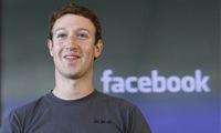 """Nhà sáng lập Facebook """"kiếm"""" 15 tỷ USD trong 1 năm"""