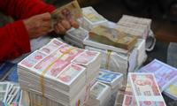 Đổi tiền mới: 1 triệu được 800.000 đồng