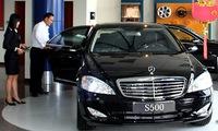 Sức mua ôtô tiếp tục suy giảm