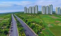 Khánh thành đường liên tỉnh Hà Nội –Hưng Yên