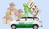 Taxi Mai Linh: Năm 2012 tiếp tục oằn lưng trả nợ, kéo dài chuỗi ngày thua lỗ