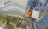 Thụy Sĩ bỏ phiếu áp mức trần lương cơ bản