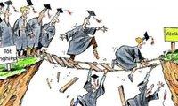 Ngành Tài chính - Ngân hàng: Không còn nỗi lo thất nghiệp?