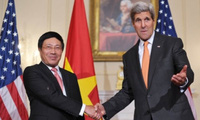 """""""Sắp tới, Việt Nam - Mỹ tiếp tục trao đổi các chuyến thăm quốc phòng"""""""