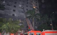 Toàn cảnh vụ cháy chung cư Xa La