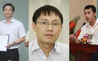 Ba đồng phạm của Trịnh Xuân Thanh và Vũ Đức Thuận: Họ là ai?