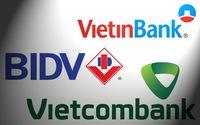 VietinBank, BIDV và Vietcombank sẽ tăng vốn theo kịch bản nào?
