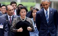Phiên dịch Obama thừa nhận gợi ý câu Kiều cho tổng thống Mỹ