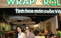 Chuỗi Wrap & Roll của em gái ca sĩ Thu Phương ra sao sau hơn 2 tháng nhận đầu tư từ quỹ ngoại?