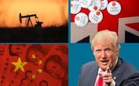 Thị trường tài chính quốc tế 2016: Bất ngờ nối tiếp bất ngờ