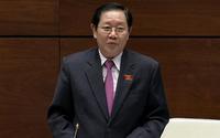 Bộ trưởng Nội vụ nợ câu trả lời bằng văn bản về Trịnh Xuân Thanh