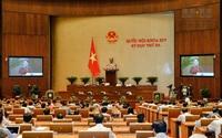 Sáng nay, bế mạc kỳ họp thứ 3 Quốc hội khóa XIV