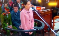 [Video] Cựu Tổng giám đốc OceanBank Nguyễn Minh Thu khóc nghẹn trước tòa