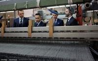 """Huddersfield Cloth – thương hiệu vải cao cấp hàng đầu nước Anh đã """"đổ bộ"""" tới Việt Nam"""