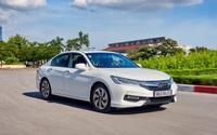 Honda Việt Nam triển khai chương trình Khuyến mại dành cho khách hàng mua Honda CR-V và Honda Accord trong tháng 06/2017