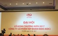 ĐHCĐ Kido: Nếu giá KDC lên 5x, sẽ bán cổ phiếu quỹ và chia thưởng cổ phiếu cho cổ đông