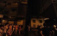 Chung cư CT6 Xa La, Hà Đông: Người dân la hét vì kẹt trong thang máy