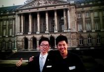 Vũ Minh Hoàng: 'Tôi muốn tham gia chính trị từ nhỏ'