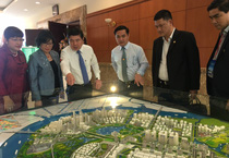 """TP.HCM: Thị trường địa ốc đang lệch pha nhưng khó xảy ra tình trạng """"bong bóng"""""""