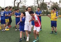 Lời chúc duy nhất hai con trai dành cho tỷ phú Trịnh Văn Quyết trong ngày sinh nhật
