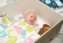"""Bí mật của những em bé ngủ trong hộp giấy ở """"quốc gia sung sướng nhất thế giới"""""""