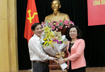 Hà Nội bổ nhiệm Bí thư Quận ủy Ba Đình